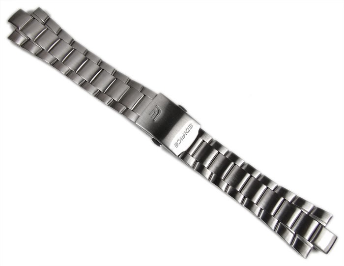 Original Strap for Edifice EF-125 Wristwatch