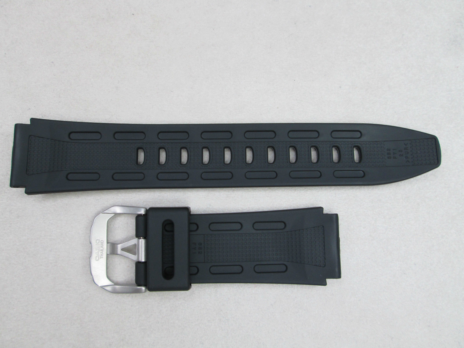 Original Strap for Pro Trek PAW-1100 Wristwatch