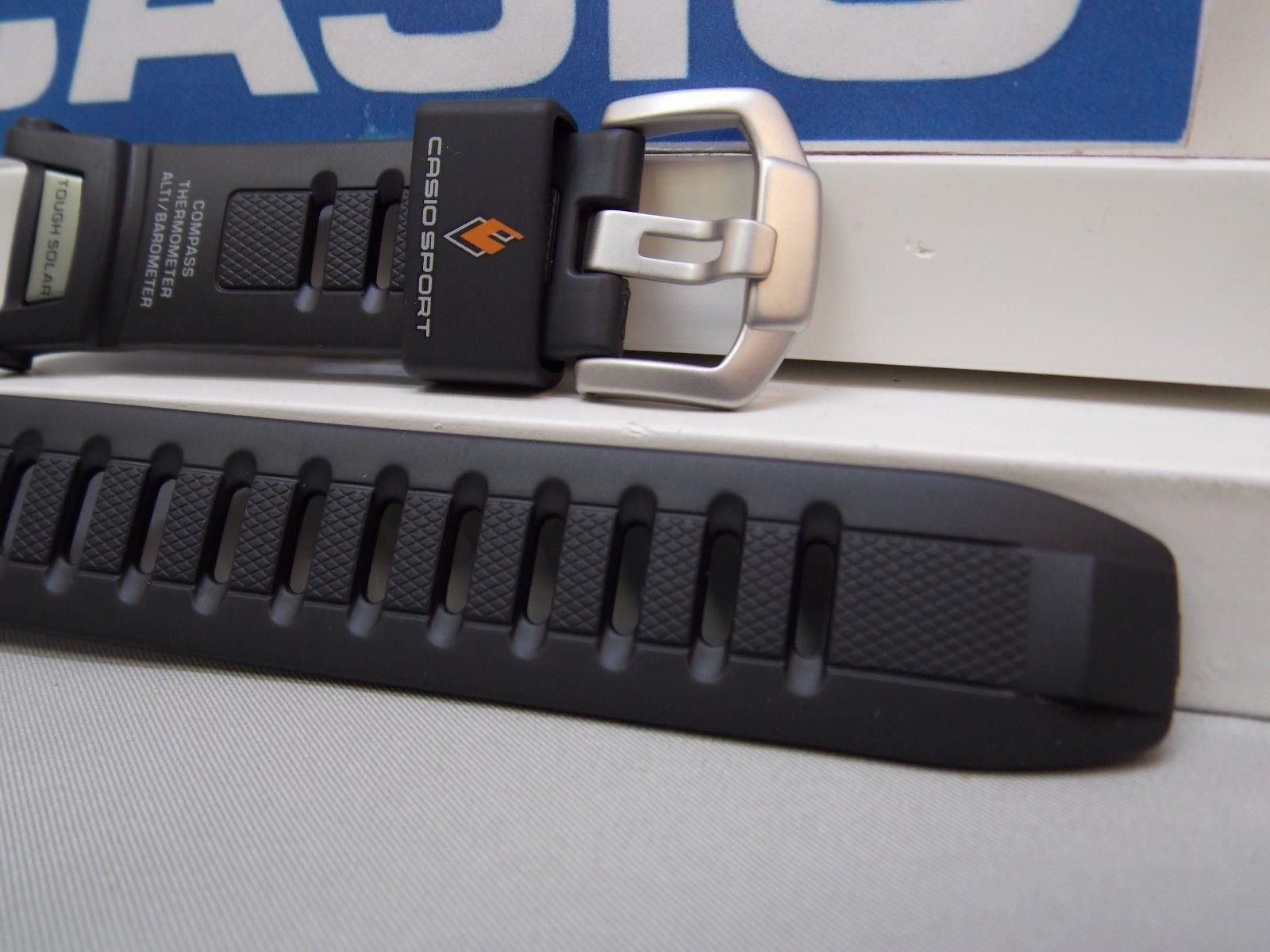 Original Strap for Pro Trek PAW-1500 Wristwatch