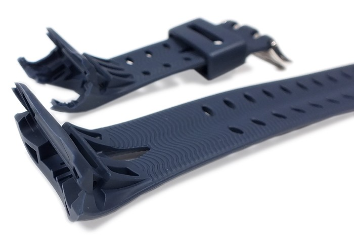 Original Strap for Pro Trek SPW-1000 Wristwatch