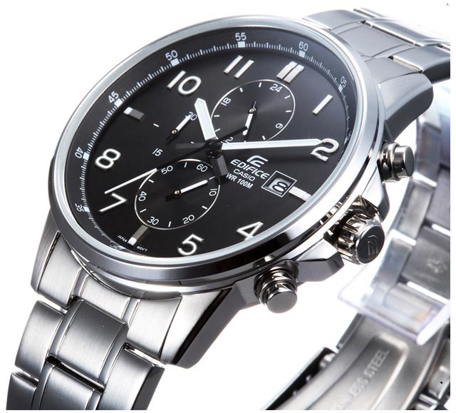 Edifice EFR-505 Stainless Steel-2