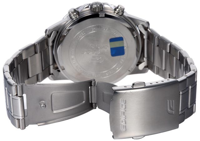 Edifice EFR-505 Stainless Steel-3